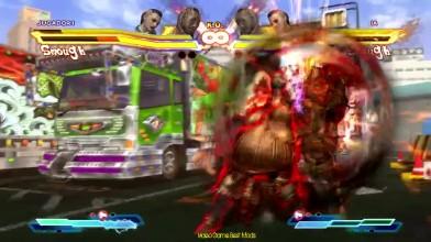 """Street Fighter 4 """"Командор Шепард как модификация в Street Fighter #2"""""""