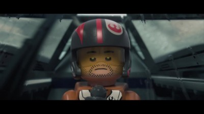 "LEGO Star Wars: The Force Awakens ""Трейлер анонса"""