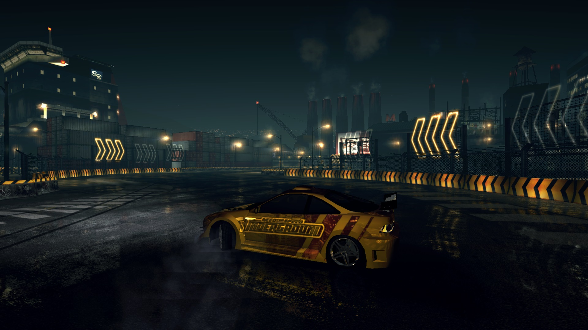 Need for speed Underground - Redux 2017 [Graphics mod v1.1.6 RUS]