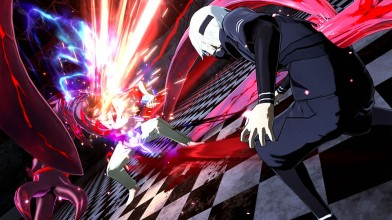 Tokyo Ghoul порадует вас эффектными битвами