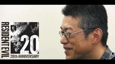 Новое видео в честь 20-летия Resident Evil с руководителем Resident Evil Zero