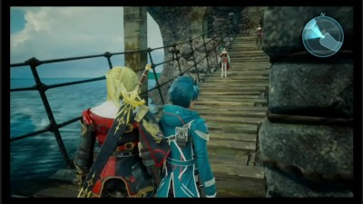 Star Ocean: Integrity and Faithlessness - геймплей с TGS