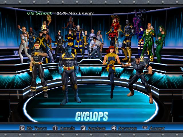 скачать моды для marvel ultimate alliance