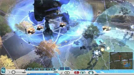 Universe at War: Earth Assault - Novus Superweapons