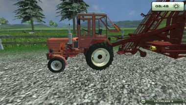 Farming Simulator 2013 Т25 Владимирец