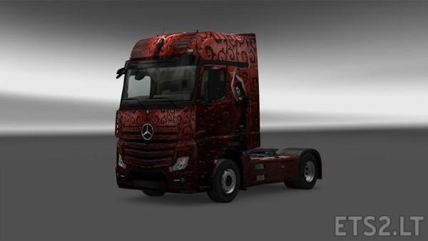 скачать мод на оптимуса прайма для euro truck simulator 2