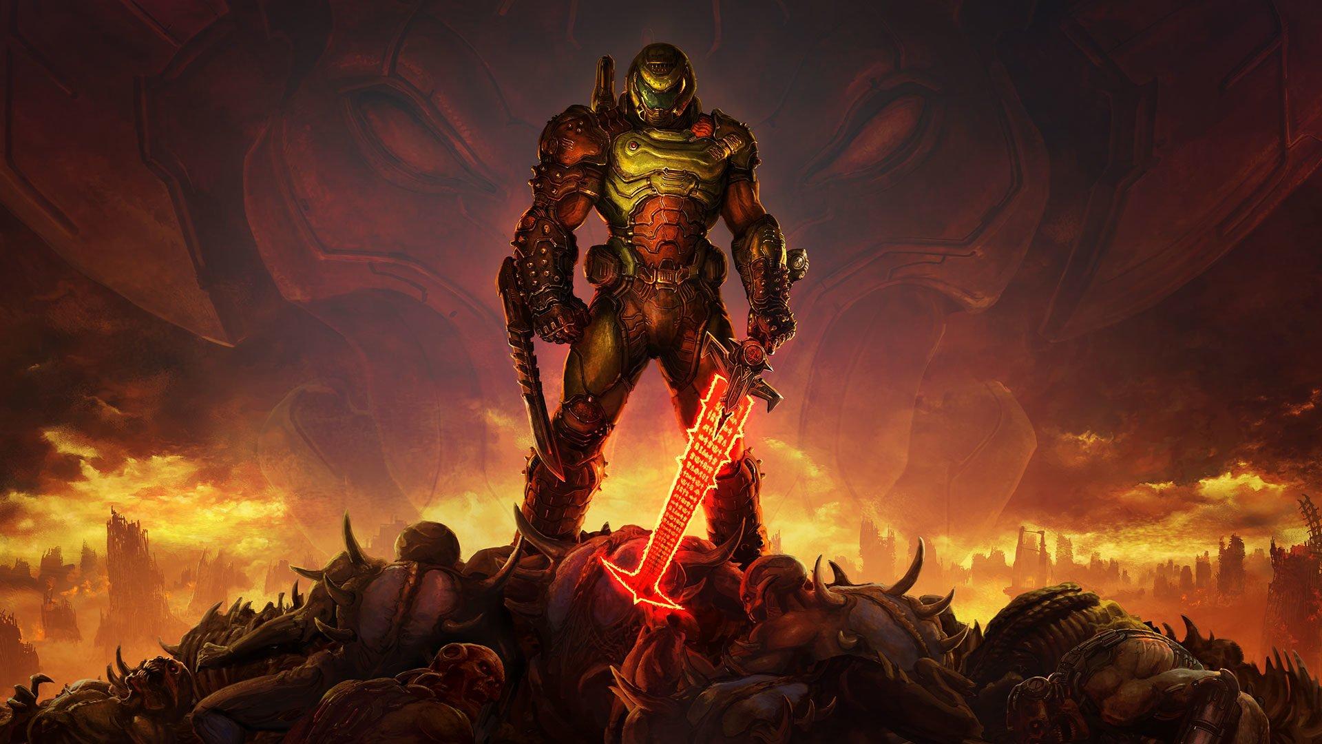 id Software объявила, что удалит античит-систему Denuvo из Doom Eternal