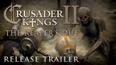 Crusader Kings II - Состоялся выход дополнения The Reaper's Due