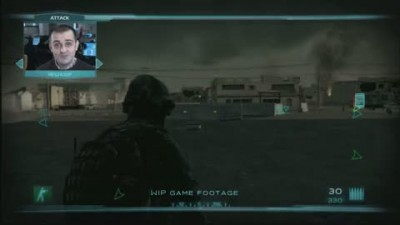 Ghost Recon Advanced Warfighter 2 Video Dev Diary