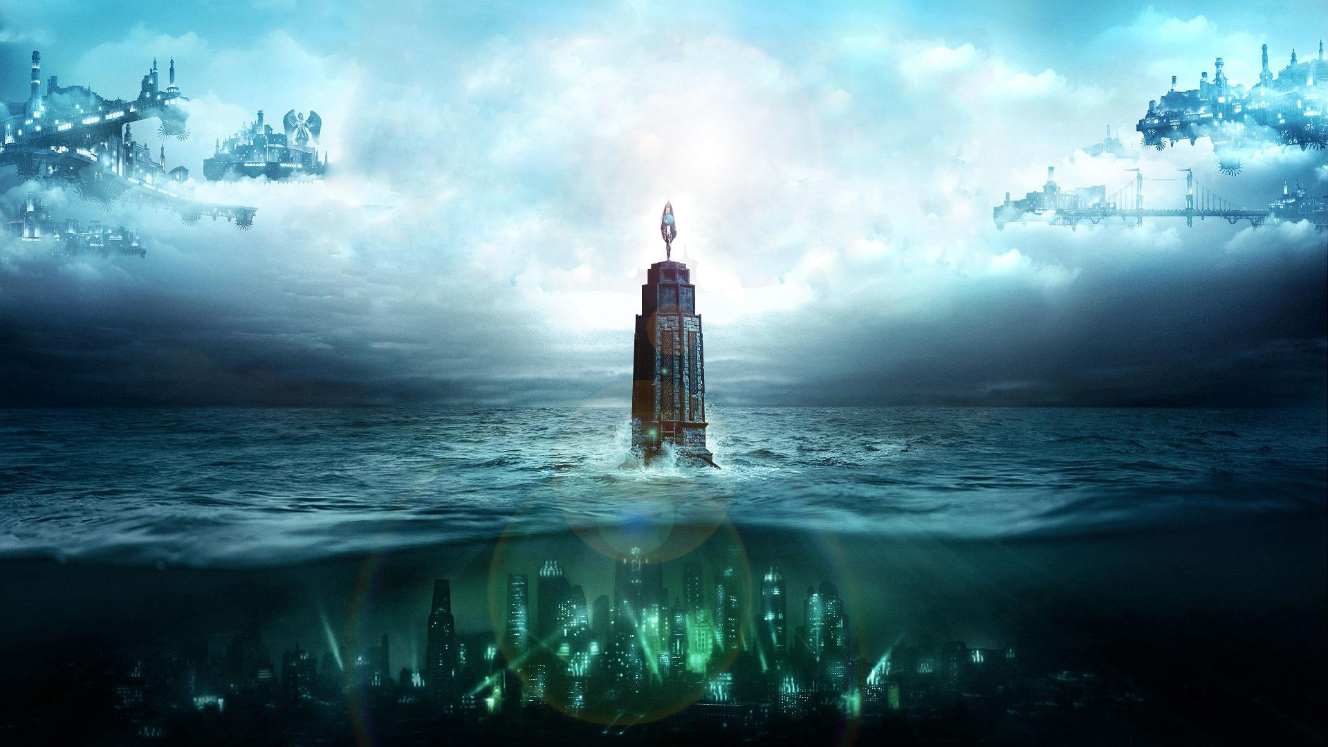 14 минут BioShock: The Collection