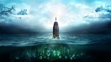 Геймплей всех трех частей Bioshock: The Collection