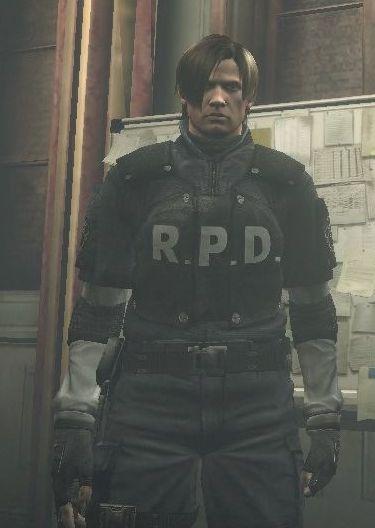 """Resident Evil: Revelations 2 """"RE4 Leon RPD Outfit V0.3"""""""