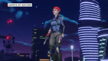 E3 2016: Геймплей Agents of Mayhem