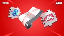 Бесплатные подарки от YouTube в Fortnite