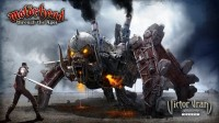 Вышли дополнения Fractured Worlds и Motorhead Through The Ages для Victor Vran