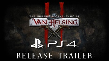 The Incredible Adventures of Van Helsing 2 вышла на PS4