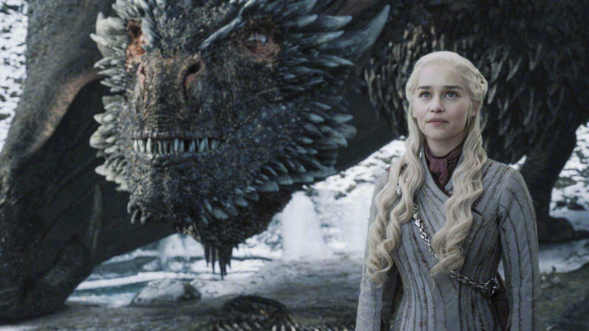 """""""Игру престолов"""" назвали самым нелегально скачиваемым сериалом в мире"""