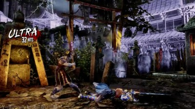 Killer Instinct - Shin Hisako Intro, Ultra Combo and Supreme Victory Pose