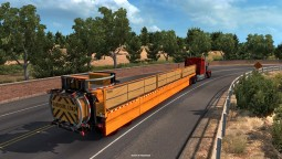 Обновление American Truck Simulator 1.29 Open Beta