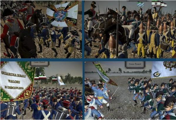 Все моды для Napoleon: Total War на internetwars.ru