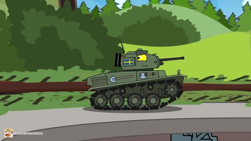 World of Tanks - Перерождение Кв-6