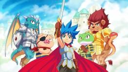 Критики высоко оценили Monster Boy and the Cursed Kingdom