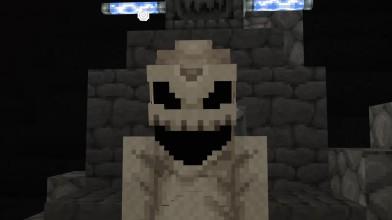 Minecraft - Кошмар перед Рождеством
