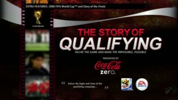 "2010 FIFA World Cup: South Africa ""Story of Qualifying Featurette"""