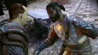 Dragon Age Origins: Трейлер насилия в игре.
