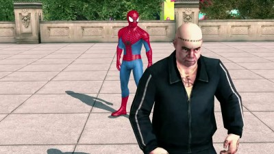 The Amazing Spider-Man 2 - Game - Rhino Trailer