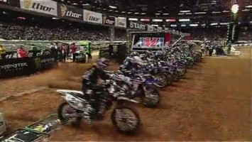 "MX vs. ATV Alive ""James Stewart BTS Trailer"""