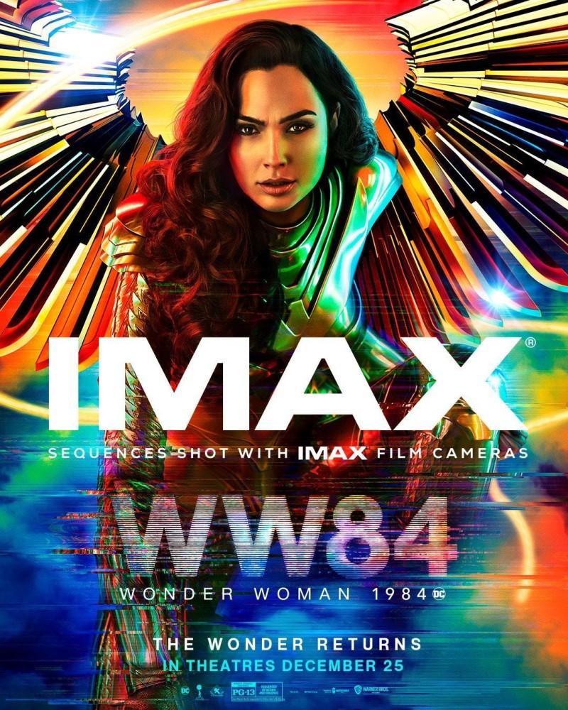 "Представлен постер ""Чудо-женщины: 1984"" для IMAX-релиза"