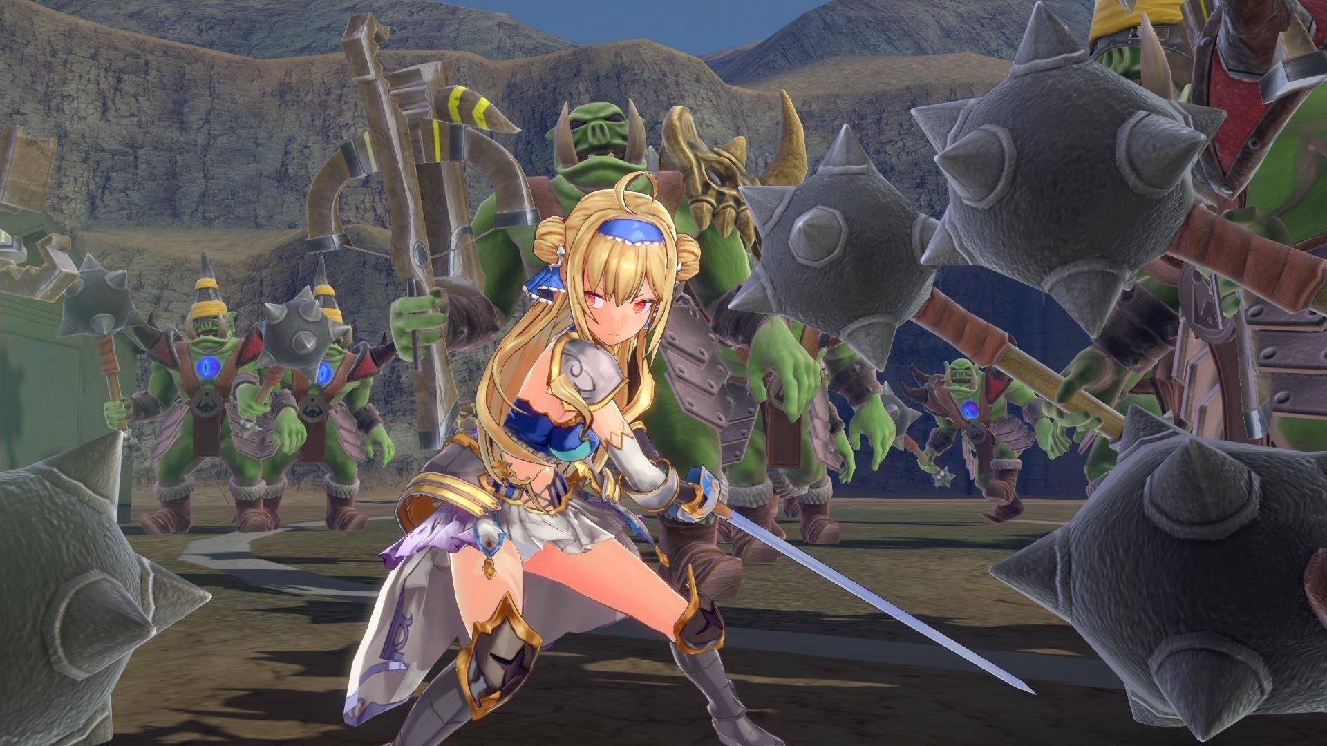 Состоялся релиз Bullet Girls Phantasia в Steam