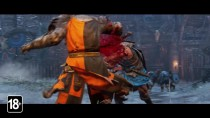 "For Honor Grudge and Glory - трайлер ""Горец"""
