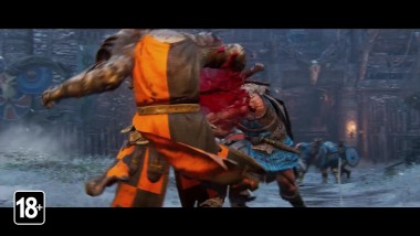 "For Honor Grudge and Glory - трейлер ""Горец"""