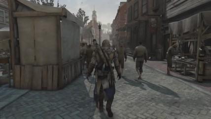 """Популярные нелогичные моменты в серии игр Assassin""""s Creed"""
