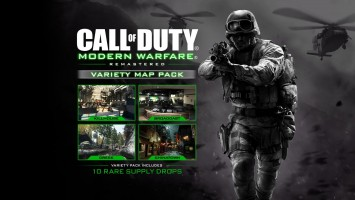 Набор Variety Map Pack стал доступен на PC и Xbox One