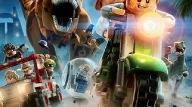 Lego Jurassic World вышла на iOS и Android