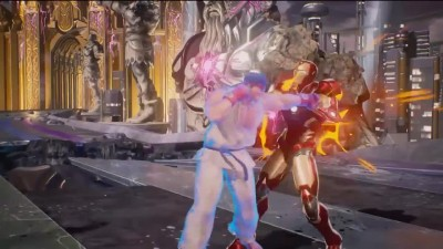 Marvel Vs Capcom Infinite X UMVC3 сравнение