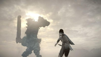 Трейлер Shadow of the Colossus с TGS 2017