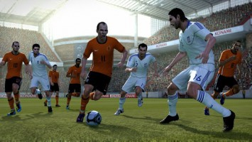 New PES 2011 Screens!