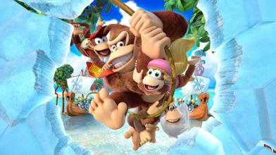 Donkey Kong Country: Tropical Freeze вышел на Switch, опубликован релизный трейлер и первые 14 минут геймплея