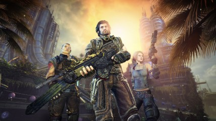 Bulletstorm Full Clip Edition тест GPU