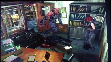 Resident Evil 3: Nemesis- С одним ножом на харде