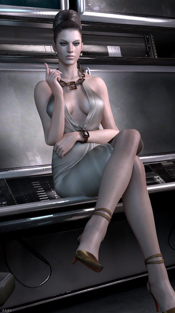 Re5 exella nude mod nudes funny queen