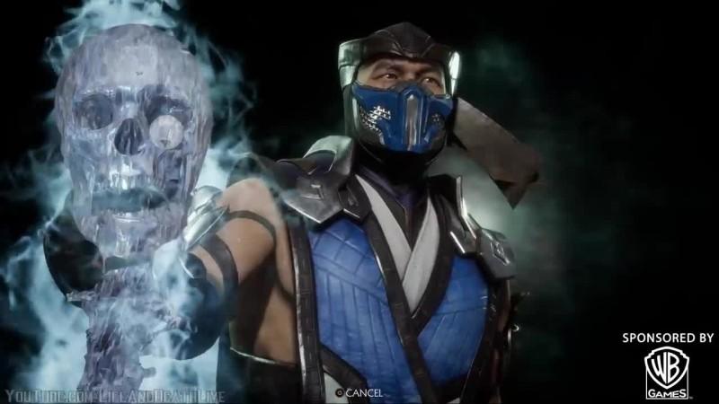 Все вступительные и победные анимации персонажей в Mortal Kombat 11 на данный момент