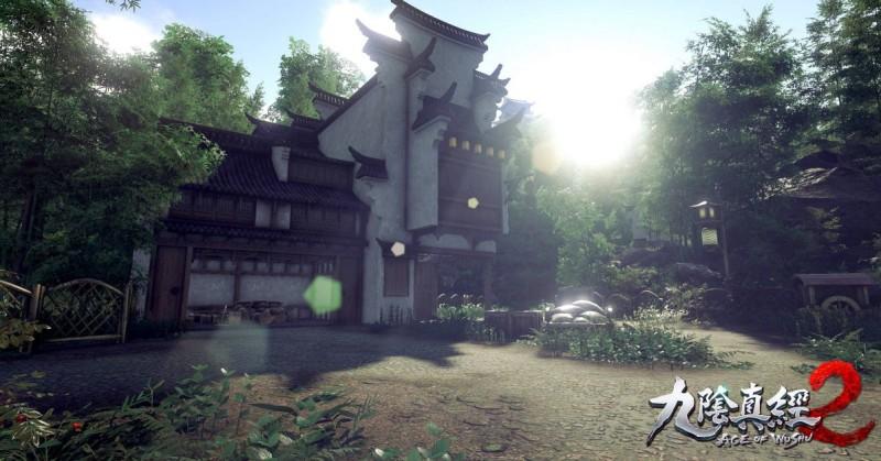 Домовладение в Age of Wushu 2 17199