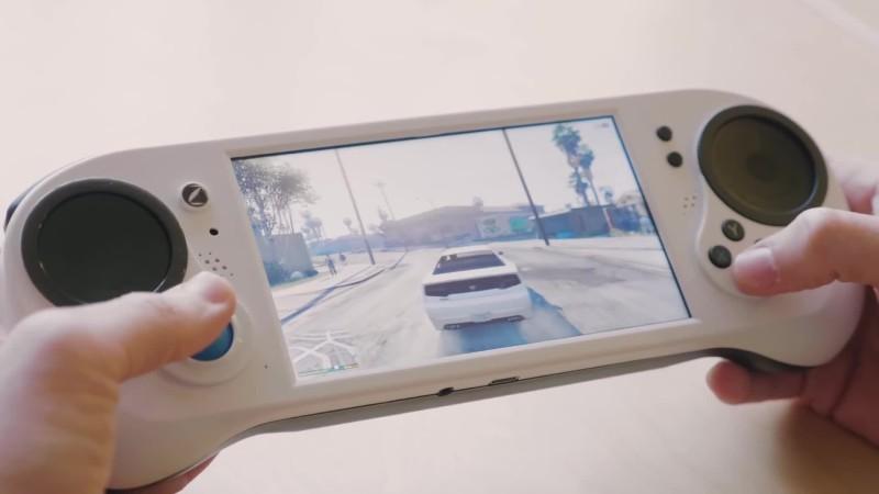 Smach Z - геймплей в Grand Theft Auto 5