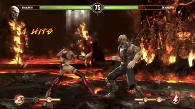 Mortal Kombat - Эволюция Бараки 1993 - 2016