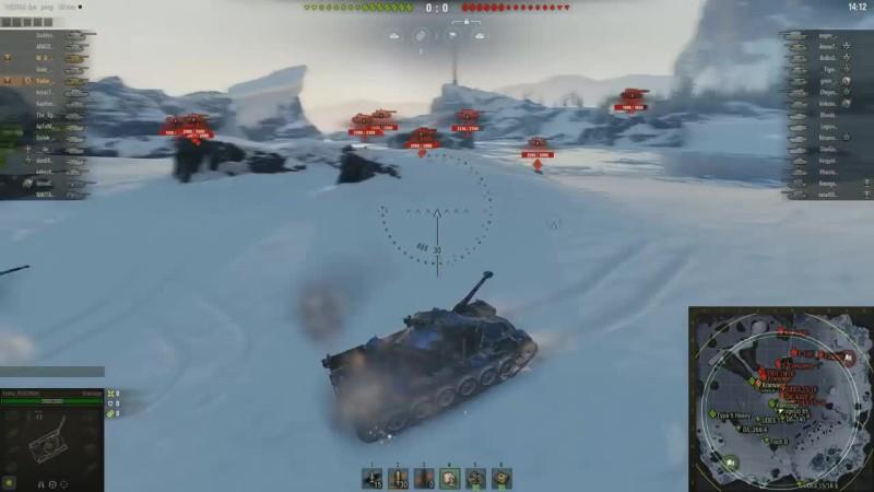 World of Tanks - Уникальная награда танк 9 Лвл - Подробности Всех Ролей Танков в Бою - WoT Это Новости